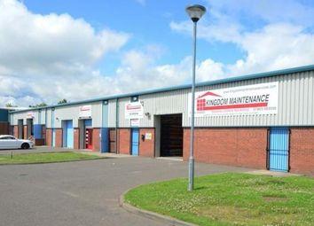 Thumbnail Light industrial to let in Midfield Road, Mitchelston Industrial Estate, Kirkcaldy