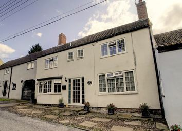Thumbnail 4 bed semi-detached house for sale in York Road, Leavening, Malton