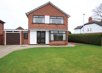 Thumbnail 3 bed detached house for sale in Netherby Road, Longtown, Carlisle