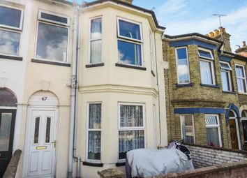 3 bed terraced house for sale in Church Road, Lowestoft NR32