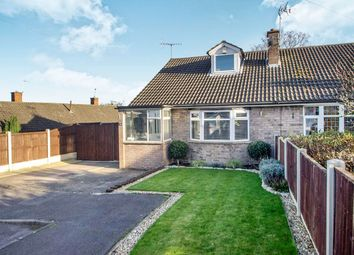 Thumbnail 3 bedroom bungalow for sale in Westfield Close, Ilkeston