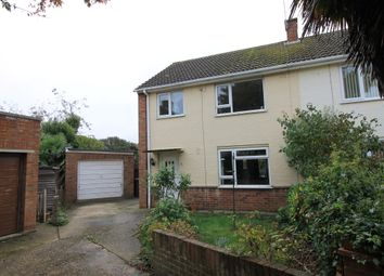Thumbnail 3 bed semi-detached house to rent in Fairey Avenue, Godmanchester