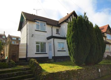 Thumbnail 3 bed semi-detached house for sale in Stonehall Road, Dover
