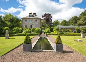 Thumbnail 6 bed equestrian property for sale in Orchard House, Hawick, Roxburghshire