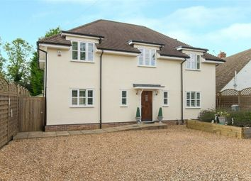 Thumbnail 4 bed detached house for sale in Rushden Road, Sandon, Buntingford, Hertfordshire