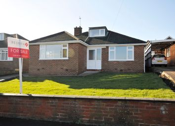 Thumbnail 2 bed detached bungalow for sale in Chartwell Avenue, Wingerworth, Chesterfield