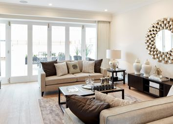 Thumbnail 4 bed town house for sale in Merchant Terrace, Beavor Lane, London