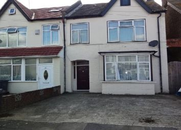 Thumbnail 3 bed end terrace house to rent in Portland Road, Southall