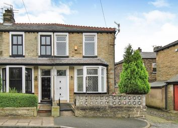 Thumbnail 3 bed end terrace house for sale in Romford Street, Ightenhill, Burnley, Lancashire
