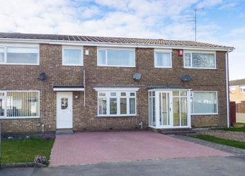 Thumbnail 3 bedroom terraced house for sale in Tiverton Place, Cramlington