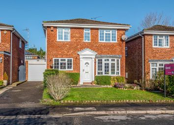 Thumbnail 4 bed detached house for sale in Sindlesham, Wokingham