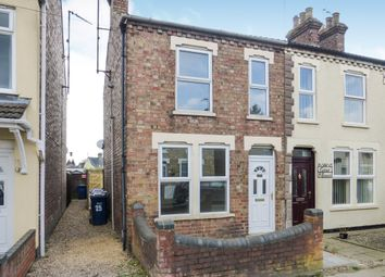 Thumbnail 3 bedroom semi-detached house for sale in York Road, Wisbech