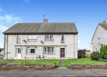 Thumbnail 4 bed semi-detached house for sale in Barbieston Terrace, Dalrymple, Ayr