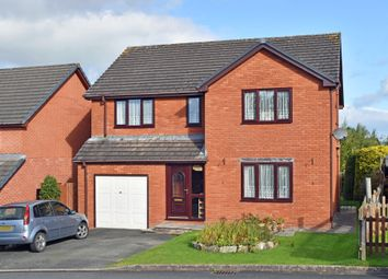 Thumbnail 4 bed detached house for sale in Howey, Llandrindod Wells
