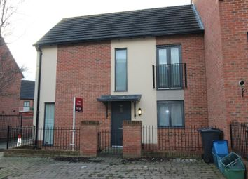 Thumbnail 3 bedroom property for sale in Samwell Lane, Upton, Northampton