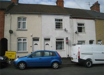 Thumbnail 3 bed terraced house to rent in Mill Hill Road, Hinckley, Leicestershire