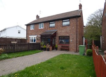 Thumbnail 2 bed semi-detached house for sale in Wood Vue, Spennymoor