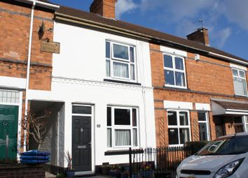 Thumbnail 3 bedroom terraced house for sale in Albion Street, Anstey, Leicester