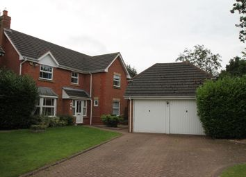 Thumbnail 4 bed detached house to rent in Langtree Avenue, Solihull
