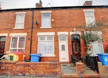 Thumbnail 2 bedroom terraced house for sale in Finland Road, Stockport