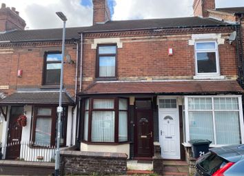 2 bed terraced house for sale in Campbell Terrace, Birches Head, Stoke-On-Trent, Staffordshire ST1