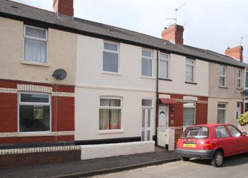 Thumbnail 2 bedroom terraced house for sale in Holly Terrace, Llandaff North, Cardiff