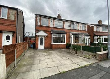 Thumbnail 3 bed semi-detached house for sale in Albert Grove, Farnworth, Bolton, Greater Manchester
