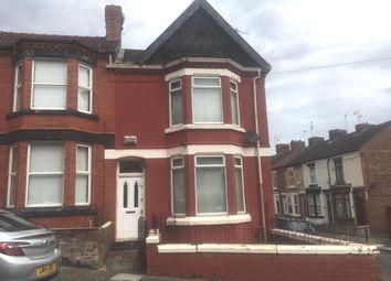 Thumbnail 2 bed end terrace house for sale in Town Road, Tranmere, Birkenhead