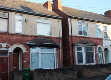 Thumbnail 4 bed semi-detached house to rent in Elmsthorpe Avenue, Lenton, Nottingham