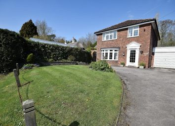 Thumbnail 4 bed link-detached house for sale in Bramley, Tadley