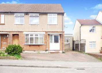 Thumbnail 3 bedroom end terrace house for sale in Westlea Road, Broxbourne