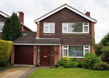 Thumbnail 3 bed detached house for sale in Park Road, Barnstone, Nottingham