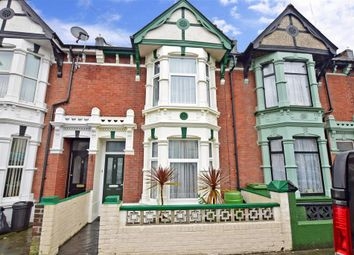 Thumbnail 3 bed terraced house for sale in Hayling Avenue, Portsmouth, Hampshire