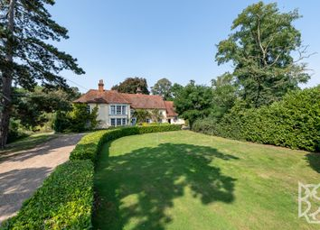 Thumbnail 6 bed detached house for sale in Crepping Hall Road, Wakes Colne, Colchester, Essex