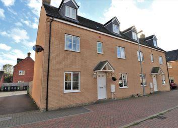 Mitchcroft Road, Longstanton, Cambridge CB24. 4 bed semi-detached house for sale