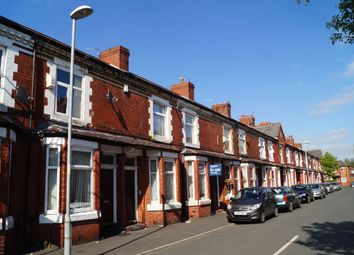 Thumbnail 2 bed terraced house to rent in Camborne Street, Fallowfield
