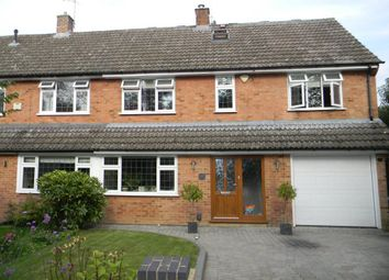 Thumbnail 5 bed semi-detached house to rent in Swing Gate Lane, Berkhamsted