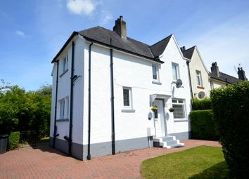 Thumbnail 3 bed semi-detached house for sale in Dumbarton Road, Clydebank