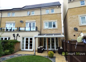 Thumbnail 4 bed end terrace house for sale in Charlton Crescent, Hampton Vale, Peterborough, Cambridgeshire.