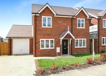 Thumbnail 4 bed detached house for sale in Station Approach, Lymington Bottom Road, Alton