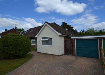 Thumbnail 2 bed semi-detached bungalow to rent in The Verne, Church Crookham, Fleet