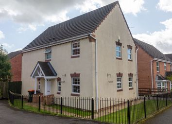 Thumbnail 4 bedroom detached house for sale in The Nurseries, Newport