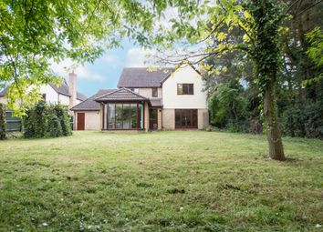 Thumbnail 4 bed detached house for sale in Melvin Way, Histon, Cambridge
