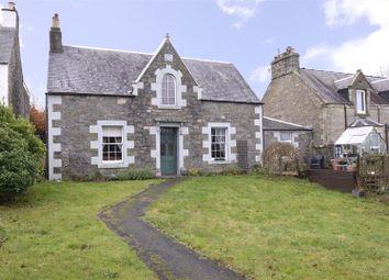 Thumbnail 3 bed semi-detached house for sale in Rosemount, Hillside Terrace, Selkirk