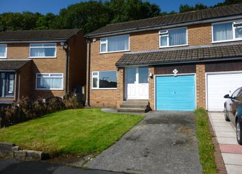 Thumbnail 4 bed semi-detached house to rent in Millfield Close, Bebington, Wirral