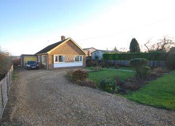 Thumbnail 3 bed detached bungalow for sale in Holbeach Drove Gate, Holbeach Drove, Spalding
