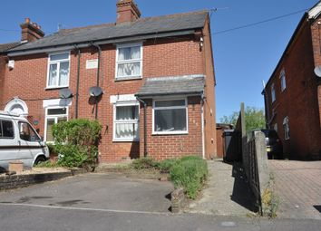 Thumbnail 2 bed semi-detached house for sale in Vigo Road, Andover
