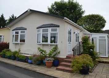 Thumbnail 2 bed mobile/park home for sale in Shrewsbury Road, Market Drayton