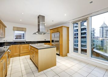 Thumbnail 4 bed flat to rent in The Boulevard, Imperial Wharf, London