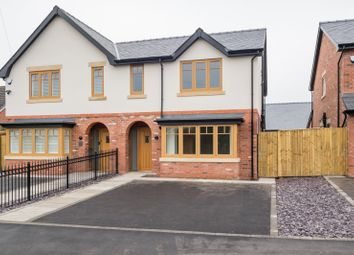 Thumbnail 4 bed semi-detached house for sale in Tern Drive, Poynton, Stockport